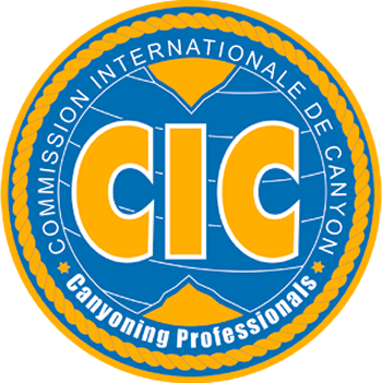 Logo CIC - Commission Internationale de Canyon