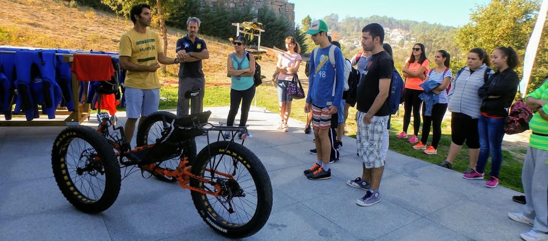 E-bike briefing